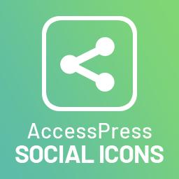 Accesspress Social Icons Wordpress Plugin Wordpress Org