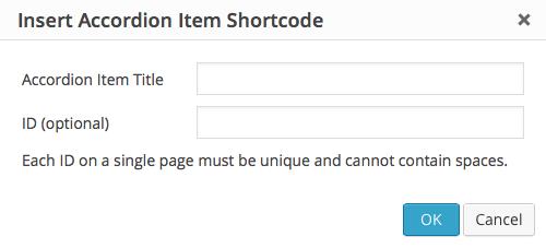 Accordion Shortcodes – WordPress plugin | WordPress org