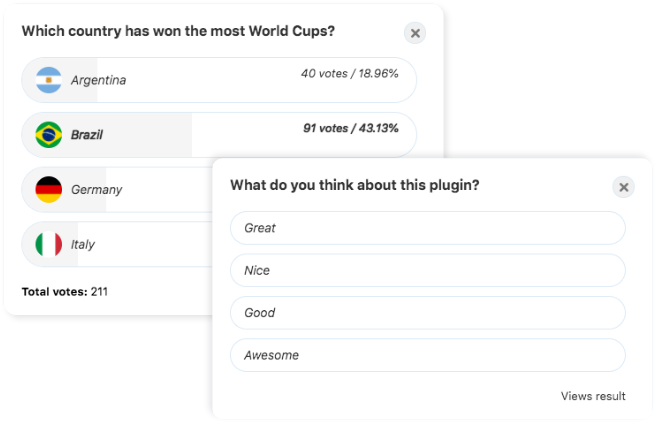 ACF Onyx Poll