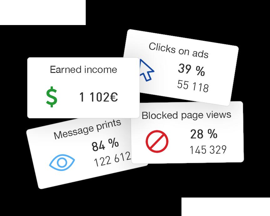 AdBack solution to adblock