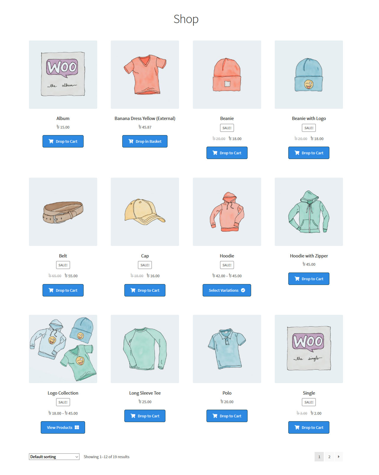 Store Preview
