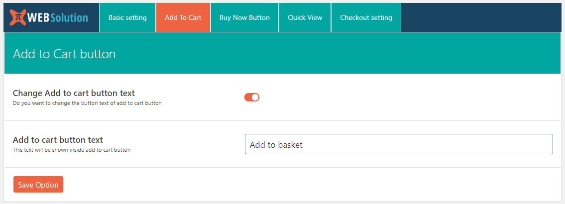 Checkout page once you enable single page checkout