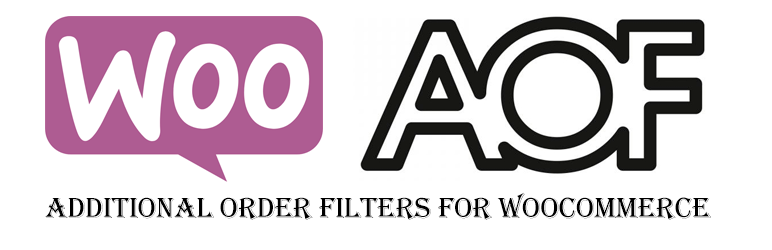 Additional Order Filters for WooCommerce