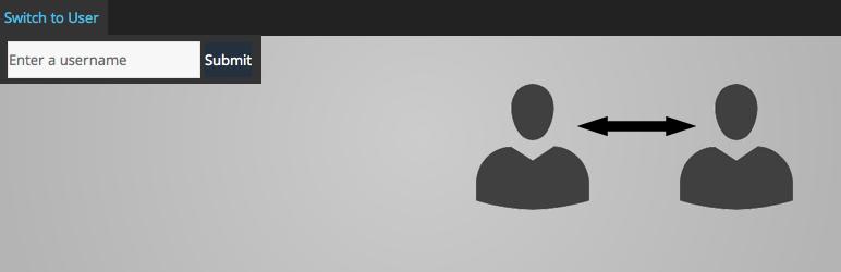 Admin Bar User Switching