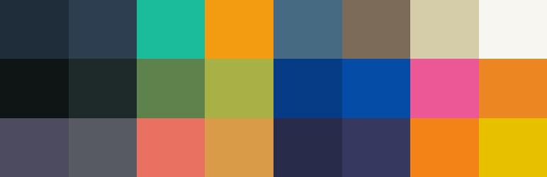 Color Schemes admin color schemes — wordpress plugins