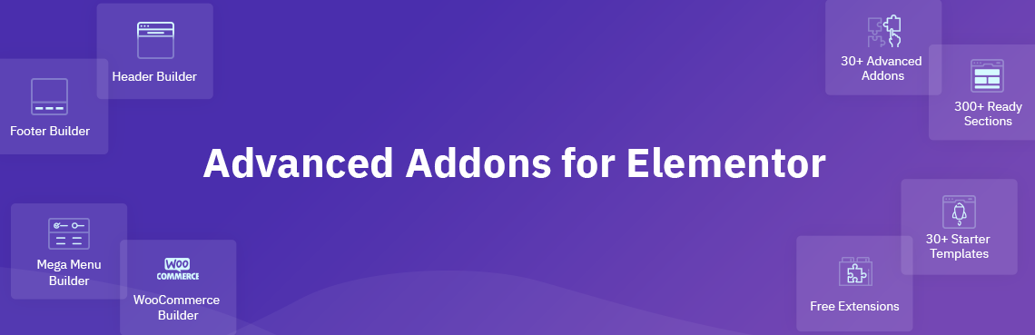 Advanced Addons For Elementor