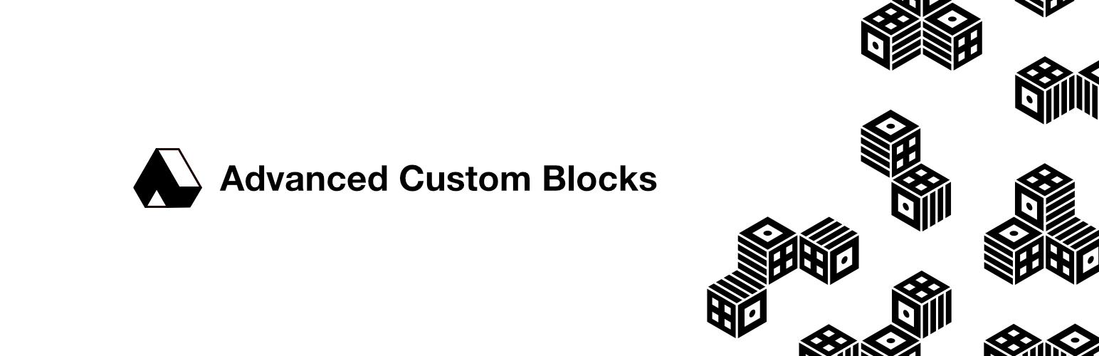 New Plugins Advanced Custom Blocks