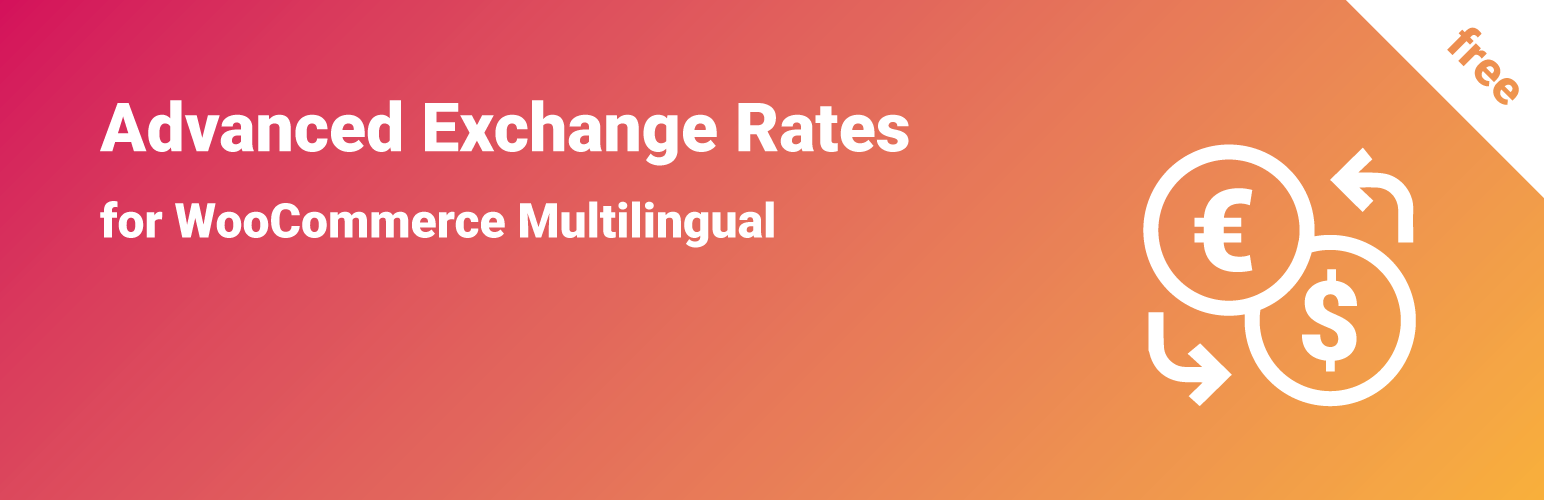 Advanced Exchange Rates for WooCommerce Multilingual