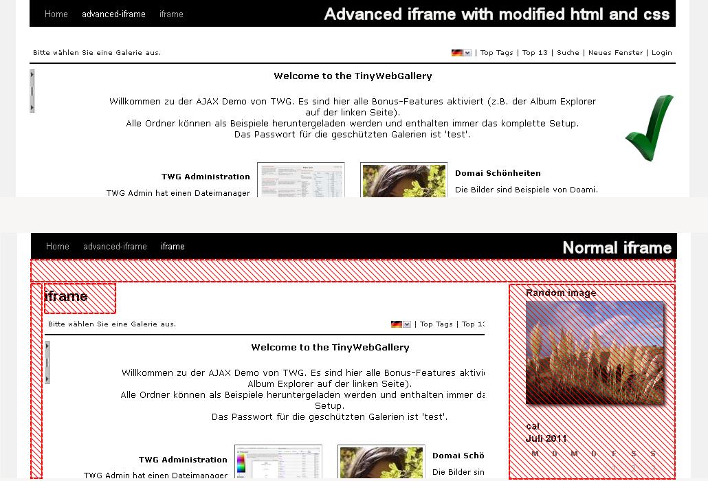 Advanced iFrame – WordPress plugin | WordPress org