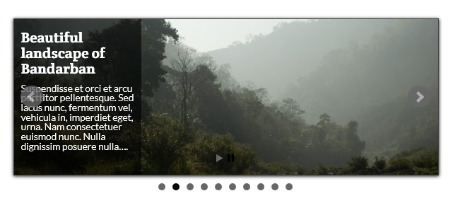 advanced-post-slider screenshot 2