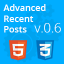 Advanced Recent Posts logo