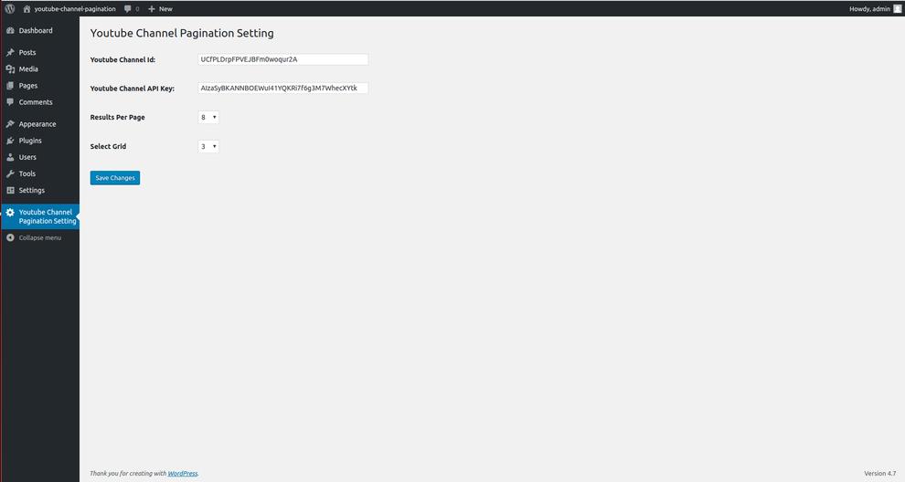 This screen shot description admin to screenshot-2.png