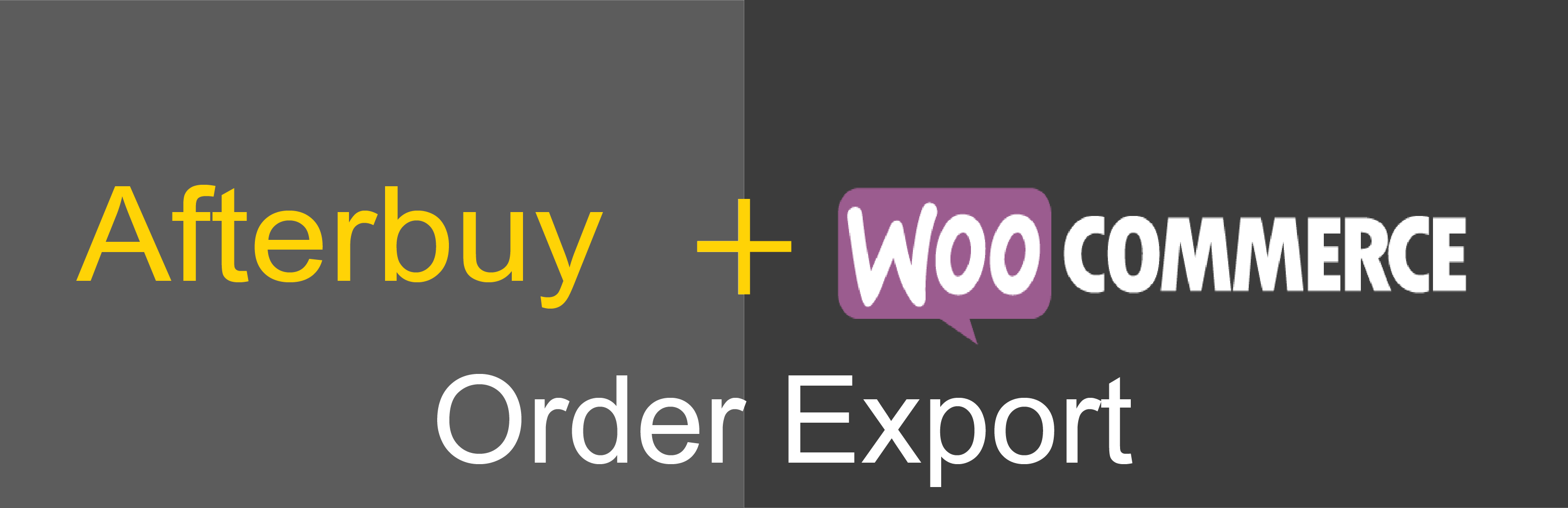 AfterWoo – Order Export to Afterbuy