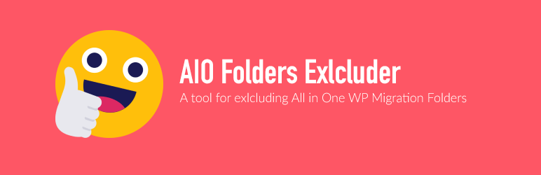 All-in-One WP Migration Folder Excluder