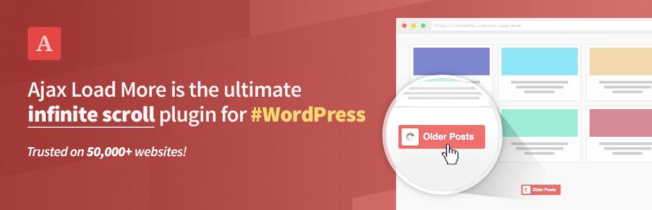 WordPress Infinite Scroll – Ajax Load More | WordPress.org