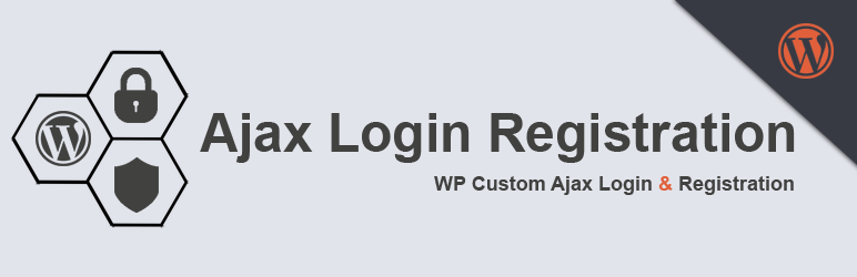 Ajax Login Registration