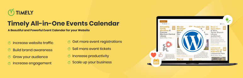 All-in-One Event Calendar – WordPress plugin | WordPress org