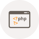 All In One Php logo