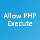 Allow PHP Execute logo