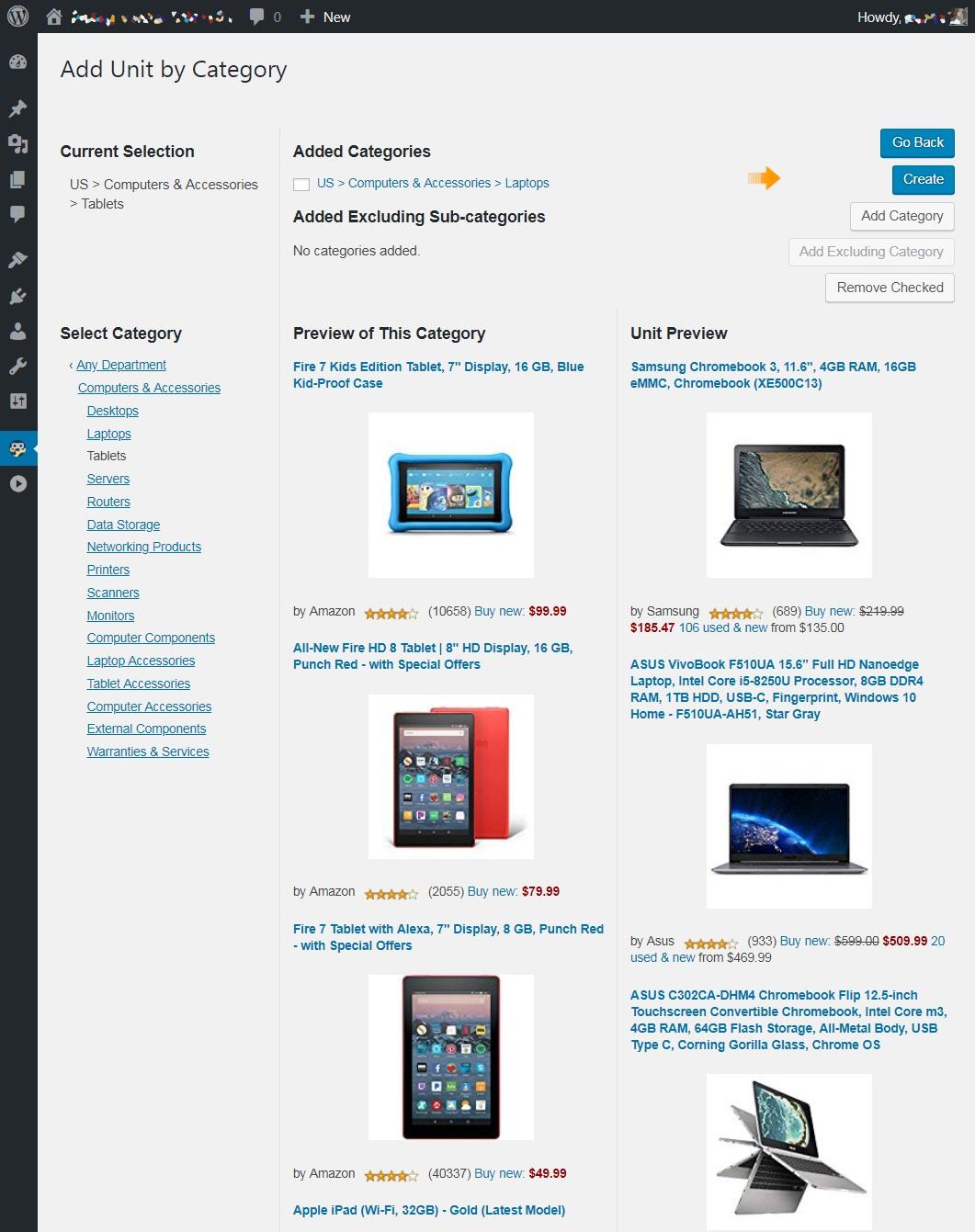 Amazon Auto Links – Amazon Associates Affiliate Plugin