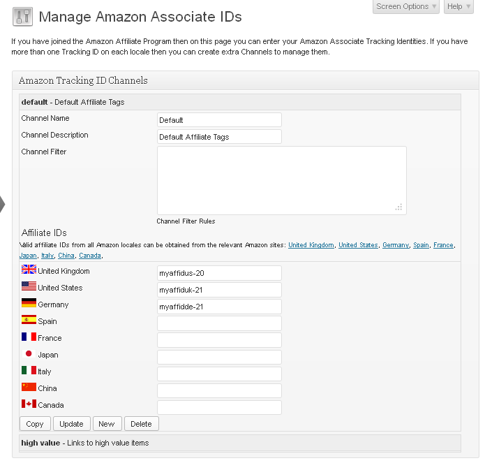 Amazon Link – WordPress plugin | WordPress org