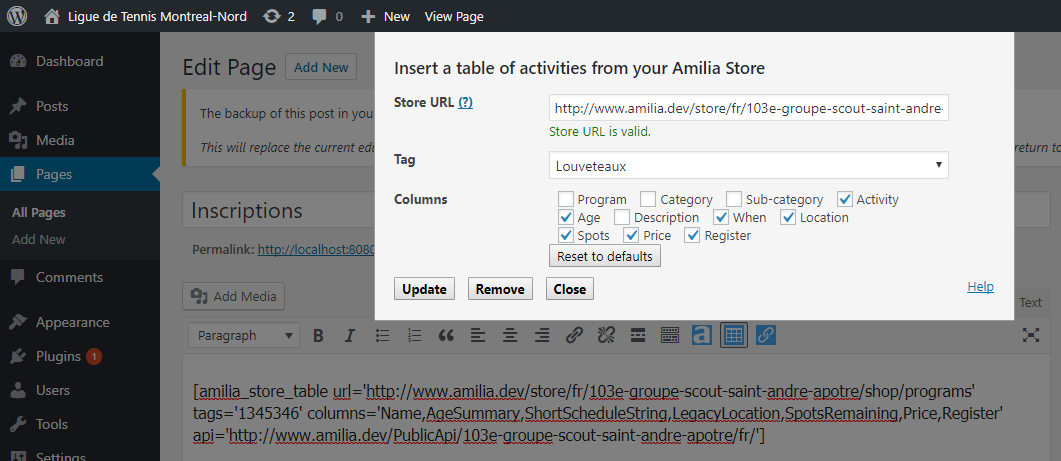 Also supports Gutenberg or WordPress 5 by introducing new Embed blocks.