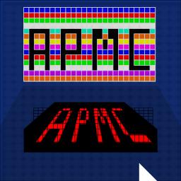 Animated Pixel Marquee Creator