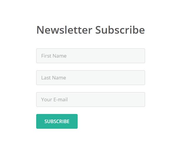 Another MailChimp Plugin WordPress Plugins
