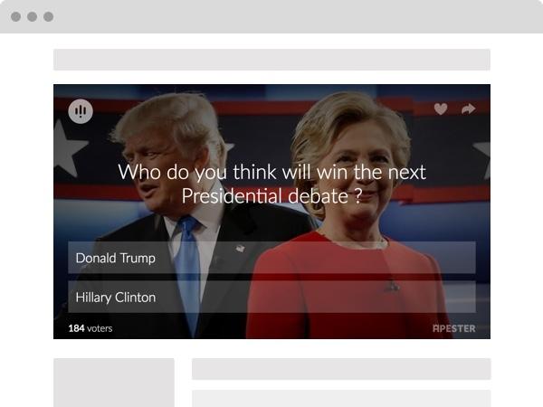Interactive Poll