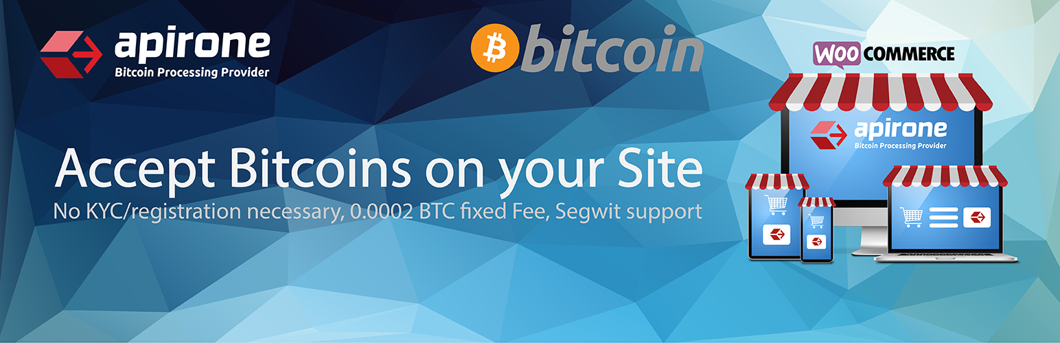 Bitcoin WooCommerce plugin