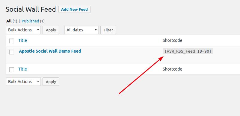 Copy Shortcodes