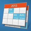 Archives Calendar Widget logo