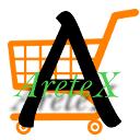 AreteX™ Shopping Cart logo