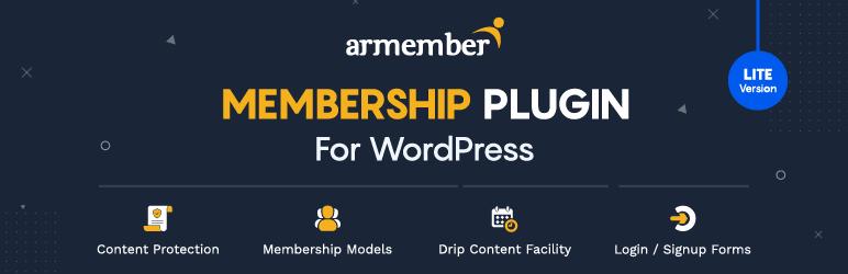 Membership Plugin — ARMember