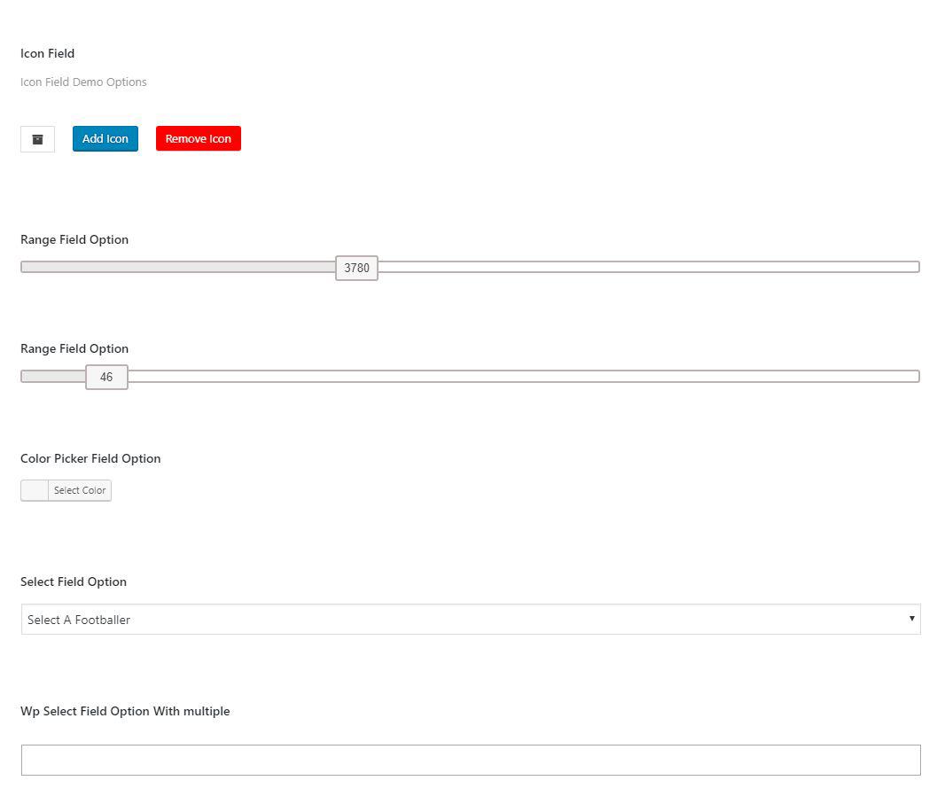 installed in test server plugin demo