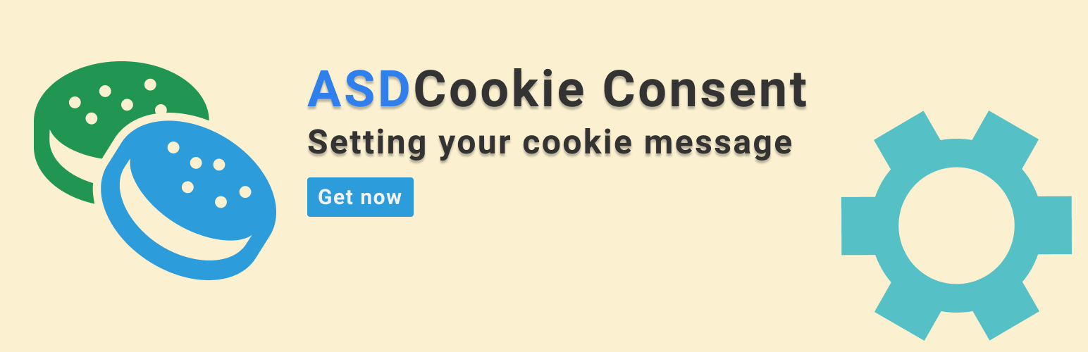 ASD Cookie Consent