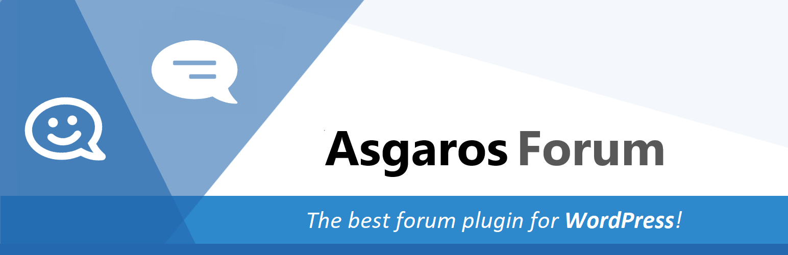 17509a31451 Asgaros Forum – WordPress plugin