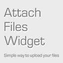 Attach Files Widget logo