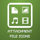 Attachment File Icons (AF Icons) logo