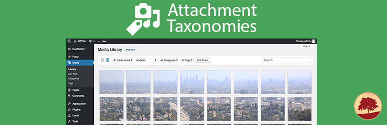 Attachment Taxonomies