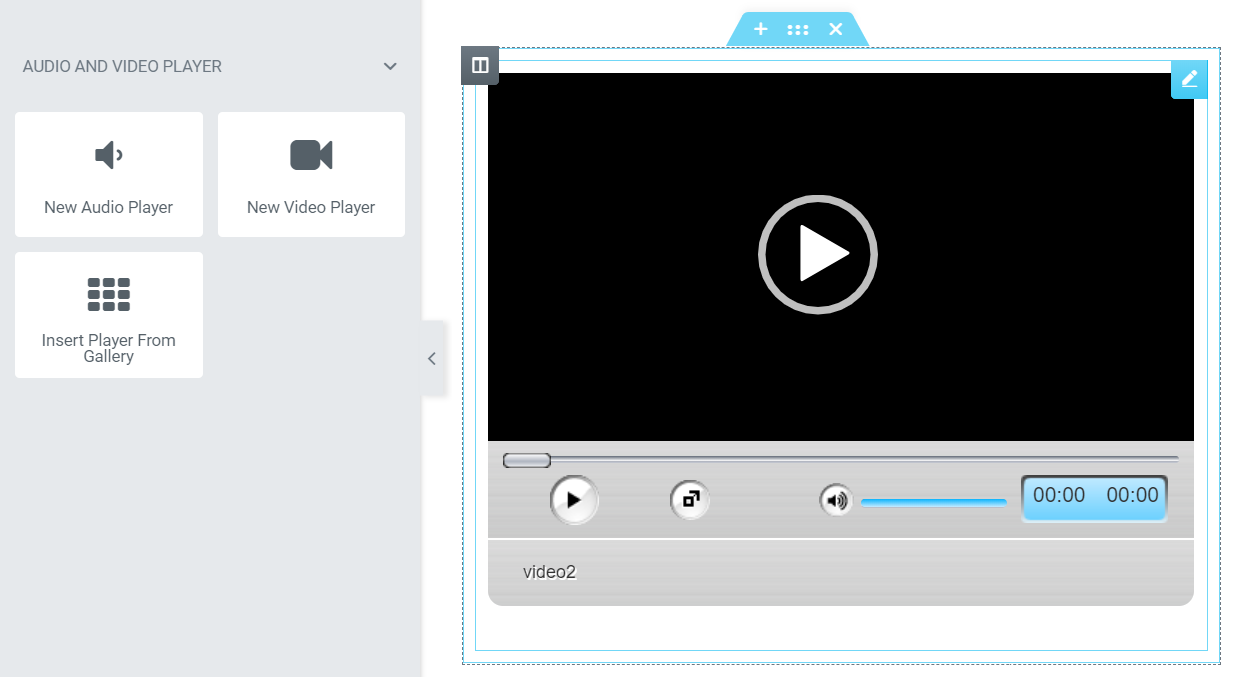 CP Media Player – Audio Player and Video Player – WordPress plugin