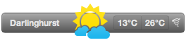 australian-weather-widget-willyweather screenshot 1