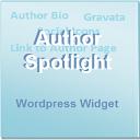 Author Spotlight (Widget) logo