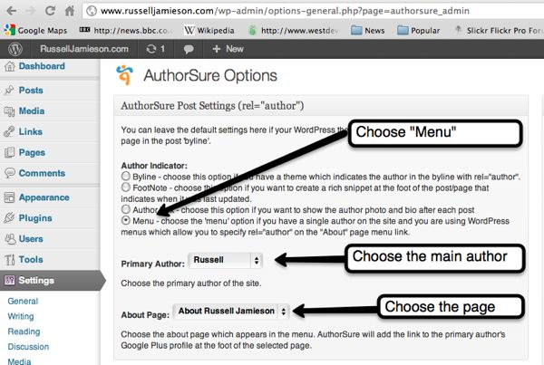 authorsure screenshot 3