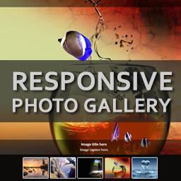 Image Gallery – Responsive Photo Gallery