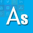 Awesome Social Icons logo