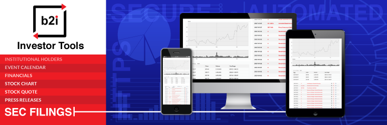 B2i Investor Tools