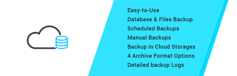 Backup WD – Backup and Restore Plugin