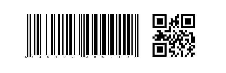 Barcode QRcode Generator