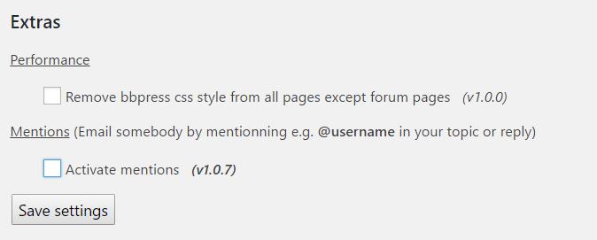 掲示板プラグイン「bbpress」について細かい設定変更ができるプラグイン「bbPress Toolkit」の画像|Knowledge Base